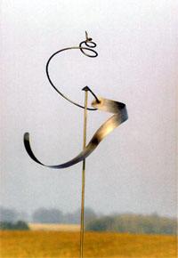 windspiele aus metall edelstahl, künstlerhof töbelmann - greve, Design ideen